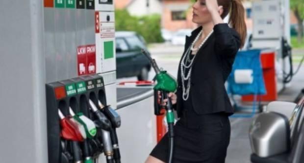 Od ponoći neznatno pojeftinjenje goriva