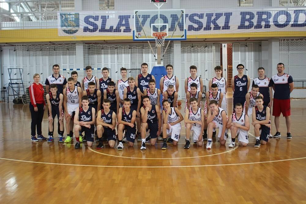Napokon se igra košarka u Slavonskom Brodu