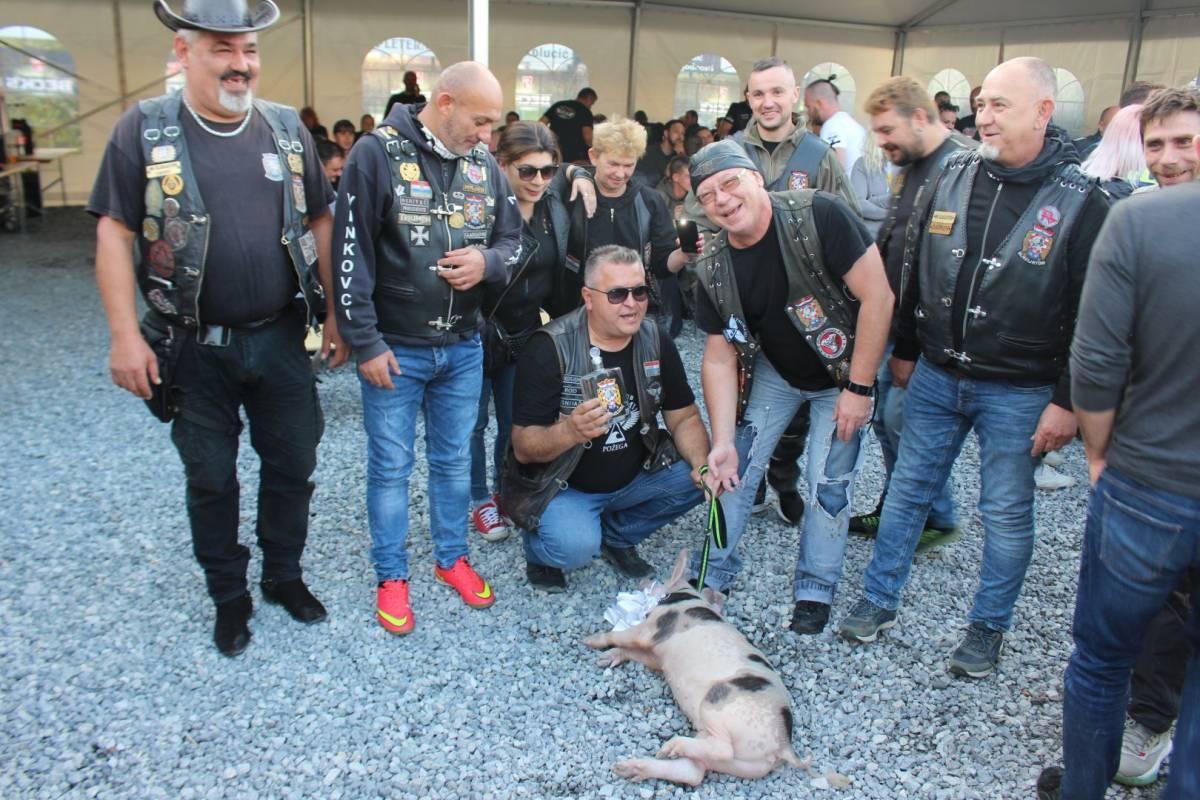11. lipnja dođite na 3. rođendanski party Moto kluba ʺTsunamiʺ iz Požege
