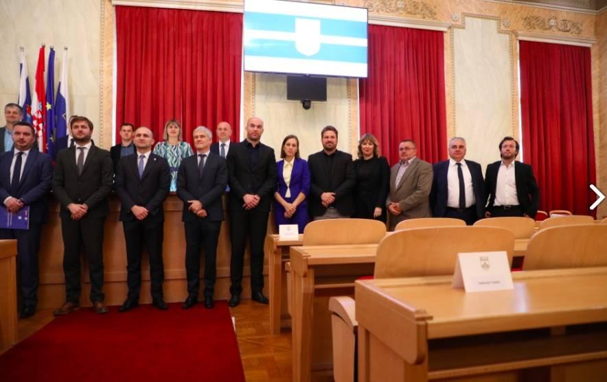 Potpisan ugovor za izgradnju sustava odvodnje na potezu Zagrađe- Bučje- Brodski Drenovac