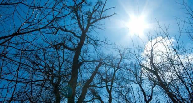Današnja najviša dnevna temperatura između 24 i 27 °C