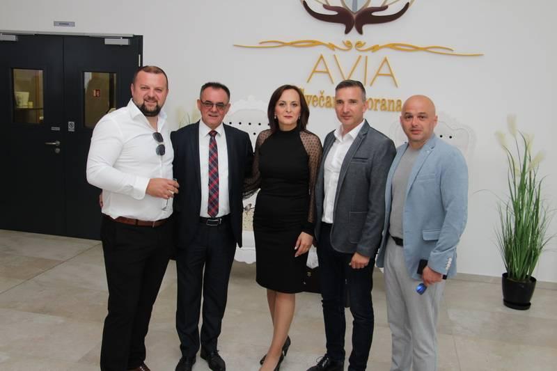 """Otvorenjem svečane dvorane """"Avia"""" u Velikoj dobiven novi prostor za turističke događaje, vjenčanja i svečanosti"""