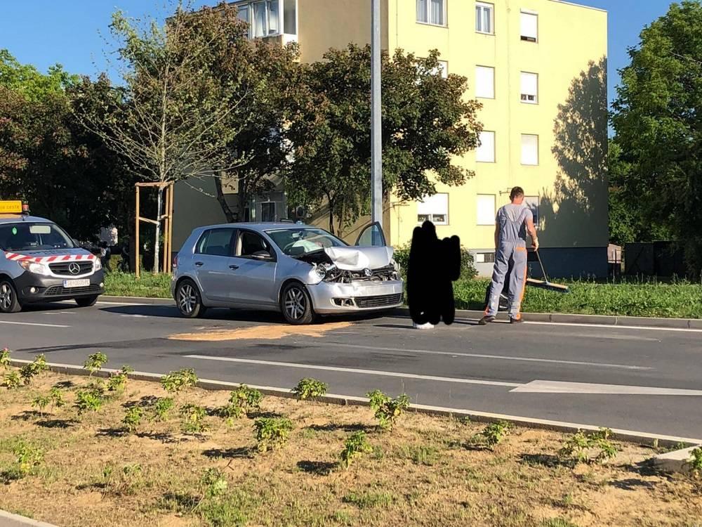 Prometna nesreća na Aveniji