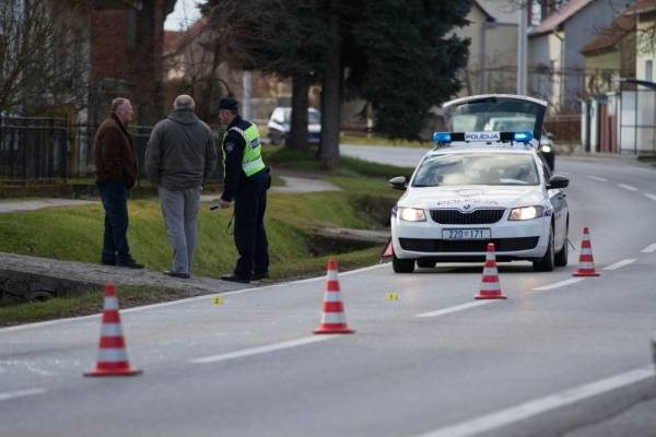 25-godišnji vozač koji je naletio na pješake u Grabarju imao 3 promila alkohola