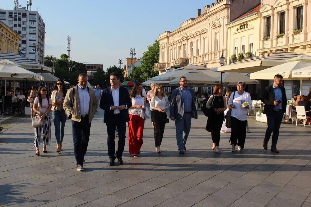 ʺNećete nam biti usputno mjesto na autocesti Zagreb-Lipovacʺ
