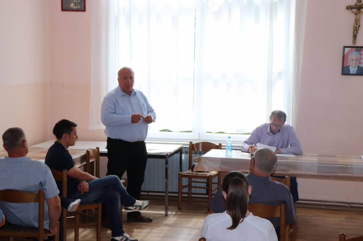 Sjednica Gradskog vijeća Grada Lipika održana brzo i efikasno