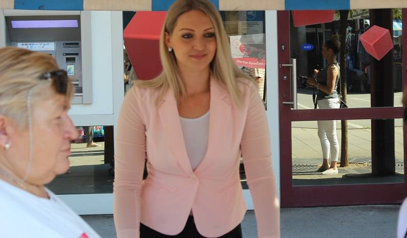 Opačak-Bilić uvjerena u pobjedu uz pridržavanje mjera danas na tržnici