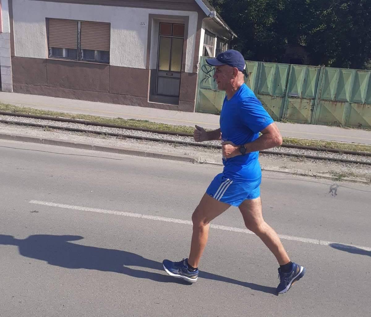 Požeški trkači odlični na 16. osječkom polumaratonu ʺpod maskamaʺ na 32°C