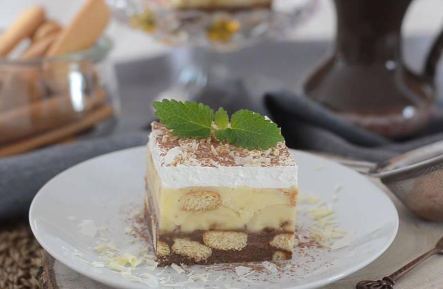 Brzo gotov: Kremasti kolač s bananama za koji ne trebate paliti pećnicu