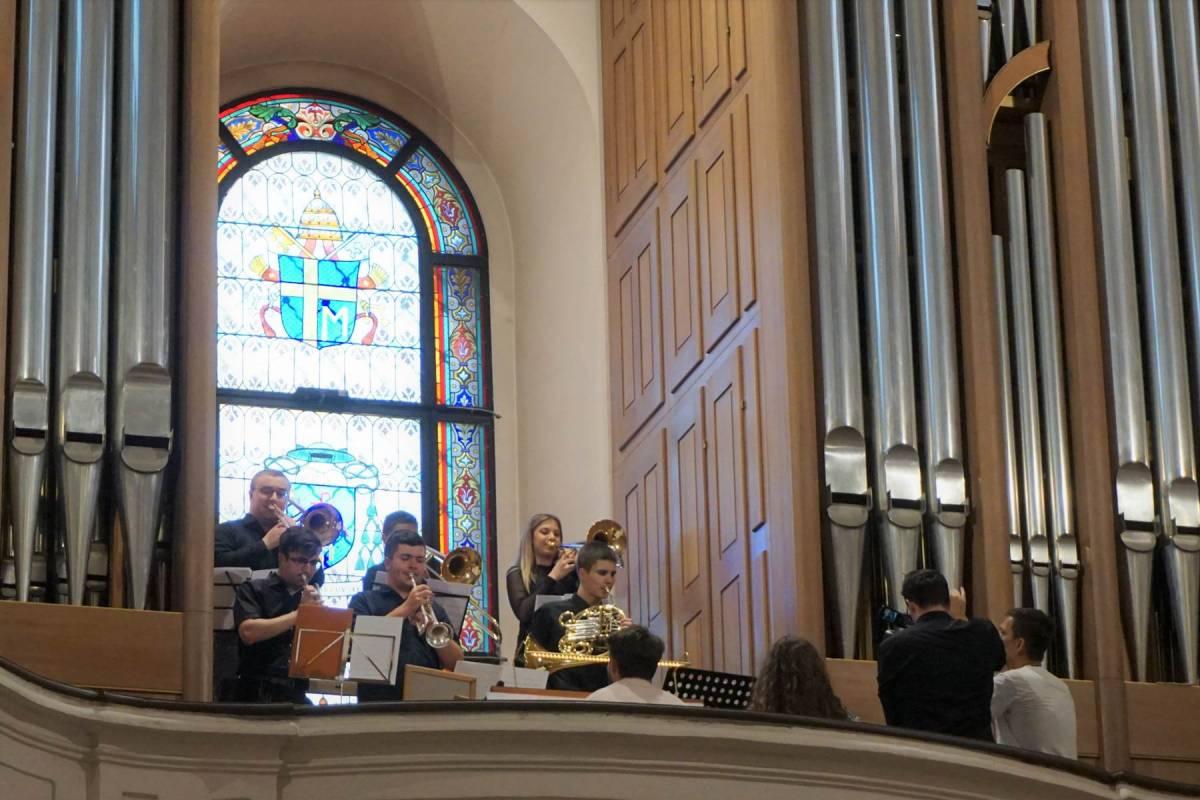 Petrovski koncert u požeškoj Katedrali