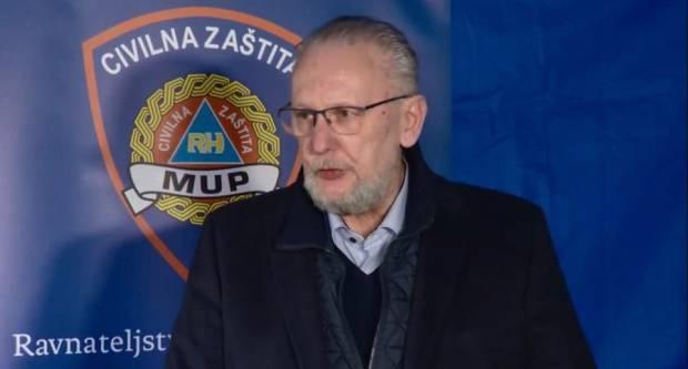 Ministar Božinović ukinuo samoizolaciju za osobe koje ulaze iz BIH u RH