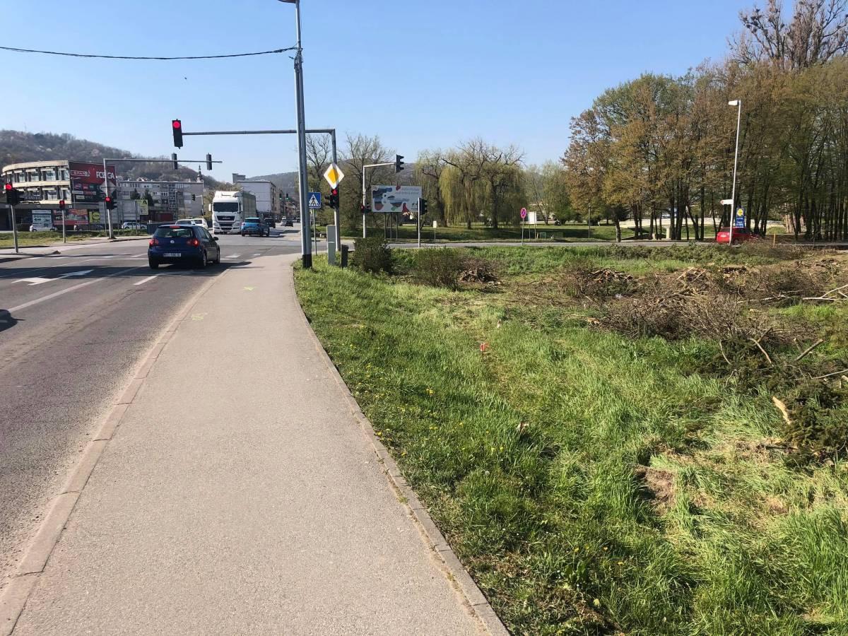 Obavijest vozačima u vezi izgradnje kružnog toka na raskrižju ulica Osječke i kralja Zvonimira u Požegi