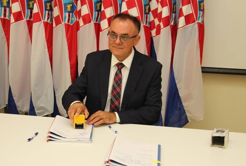 Svečano potpisano 5 ugovora o dodjeli bespovratnih sredstava za razvoj Požeško-slavonske županije od 148 mil. kn