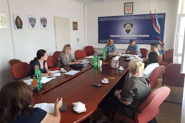 Održani preventivni sastanci na razini Policijske uprave