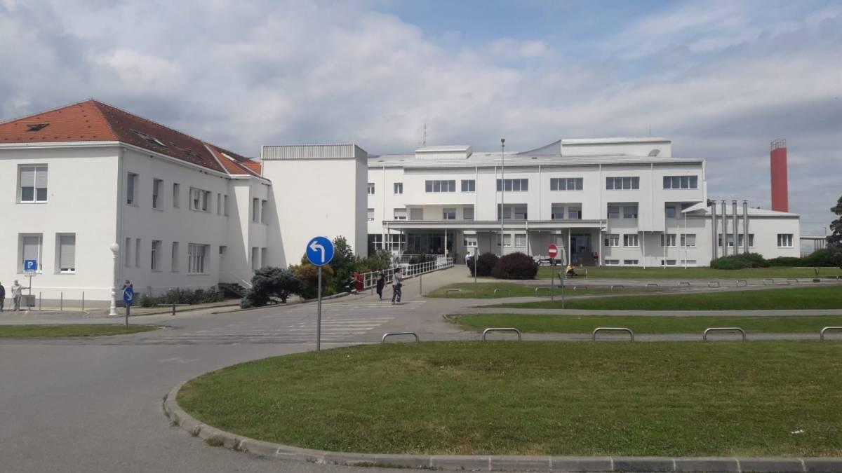 Požeška bolnica dosad zbrinula skoro 300 covid pacijenata te porodila jednu covid pozitivnu trudnicu