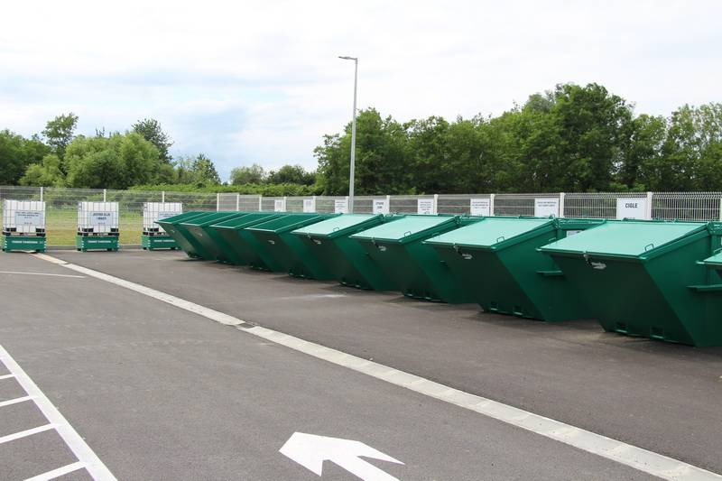 Otvoreno novo Reciklažno dvorište u Velikoj, poslovanje s građanima od 13. srpnja