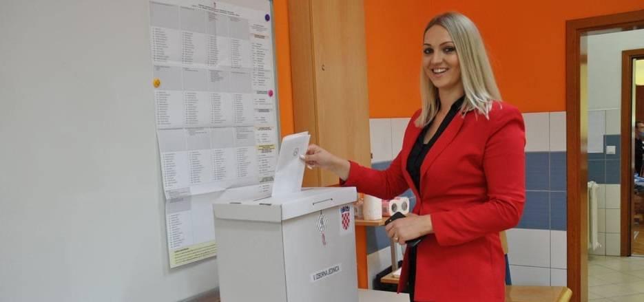 Brođanka je najmlađa izabrana saborska zastupnica