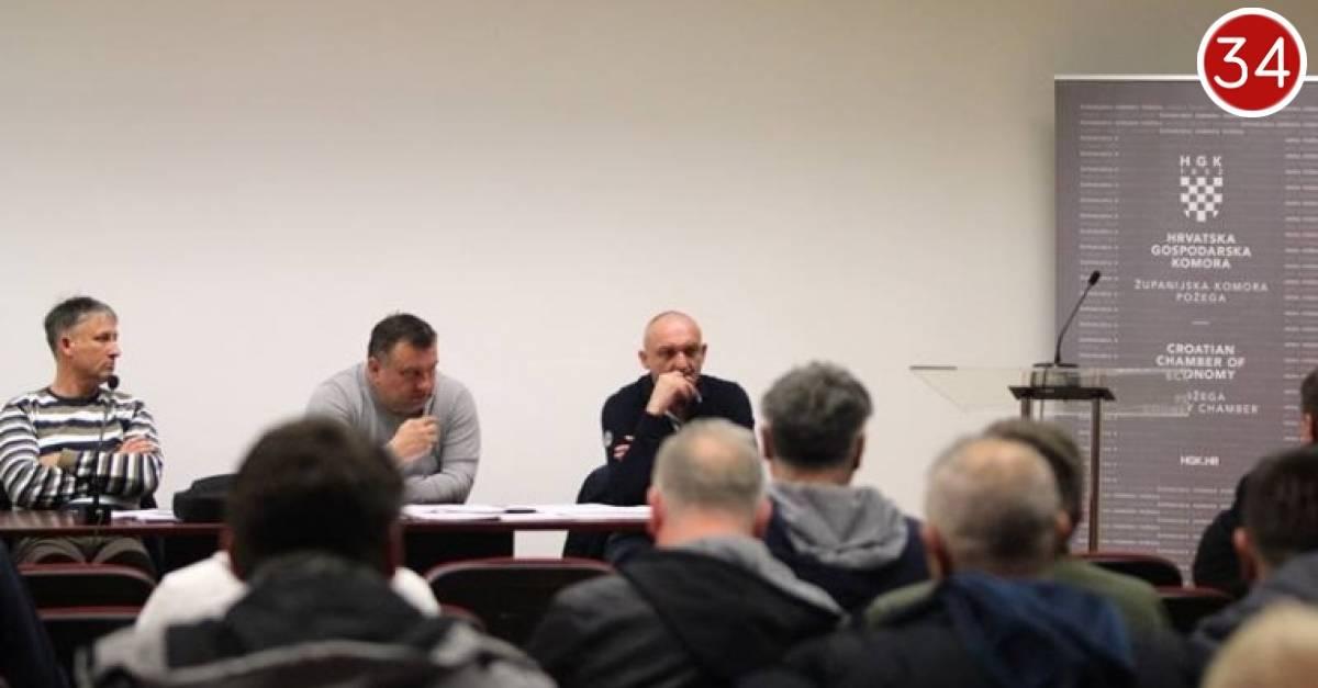 Održan plenum 1. i 2. ŽNL PSŽ - Glavna tema NK Croatia i NK Vidovci; ʺVeži konja gdje gazda kažeʺ