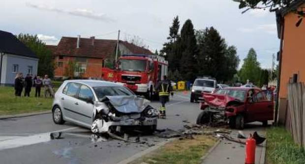 POLICIJA: Prošli tjedan dogodilo se 17 prometnih nesreća