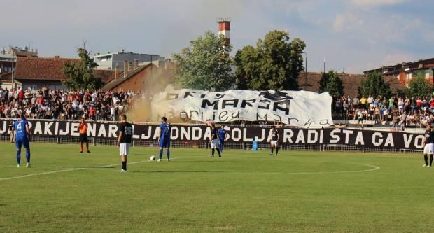 Grad osigurao za otprilike 55 osoba odlazak u Sinj na uzvratnu utakmicu