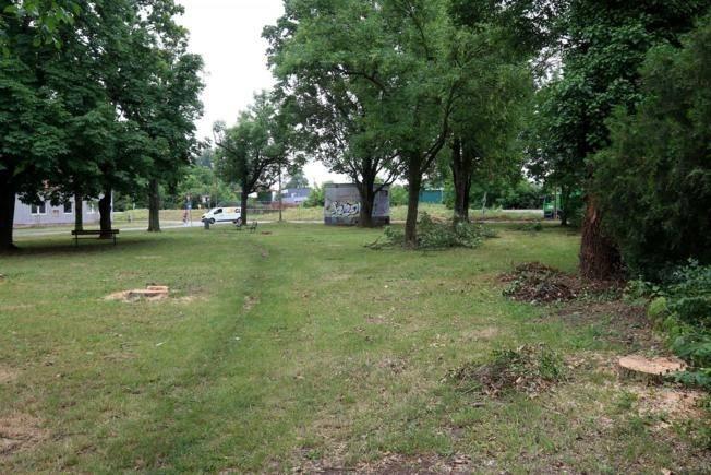 Jedan se Slavonac previše opustio pa se ʺzaigraoʺ u parku
