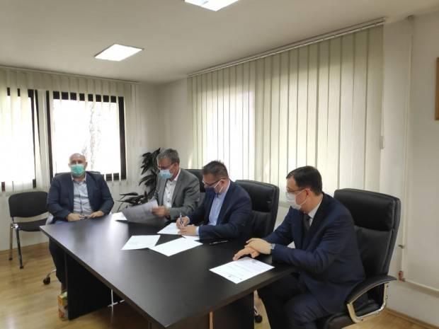 Vodoprivreda Daruvar potpisala ugovor kao podizvođač na projektu aglomeracije Lipik-Pakrac