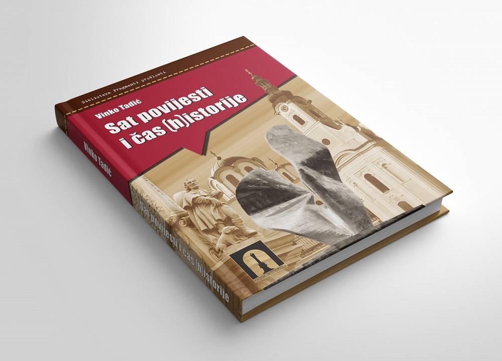 Objavljena je nova knjiga Vinka Tadića o prošlosti Požeške kotline