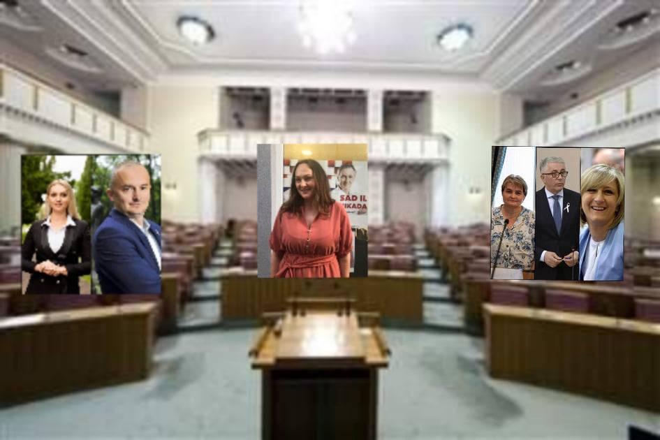 Danas su prisegnuli, donosimo tko su novi-stari saborski zastupnici iz naše županije