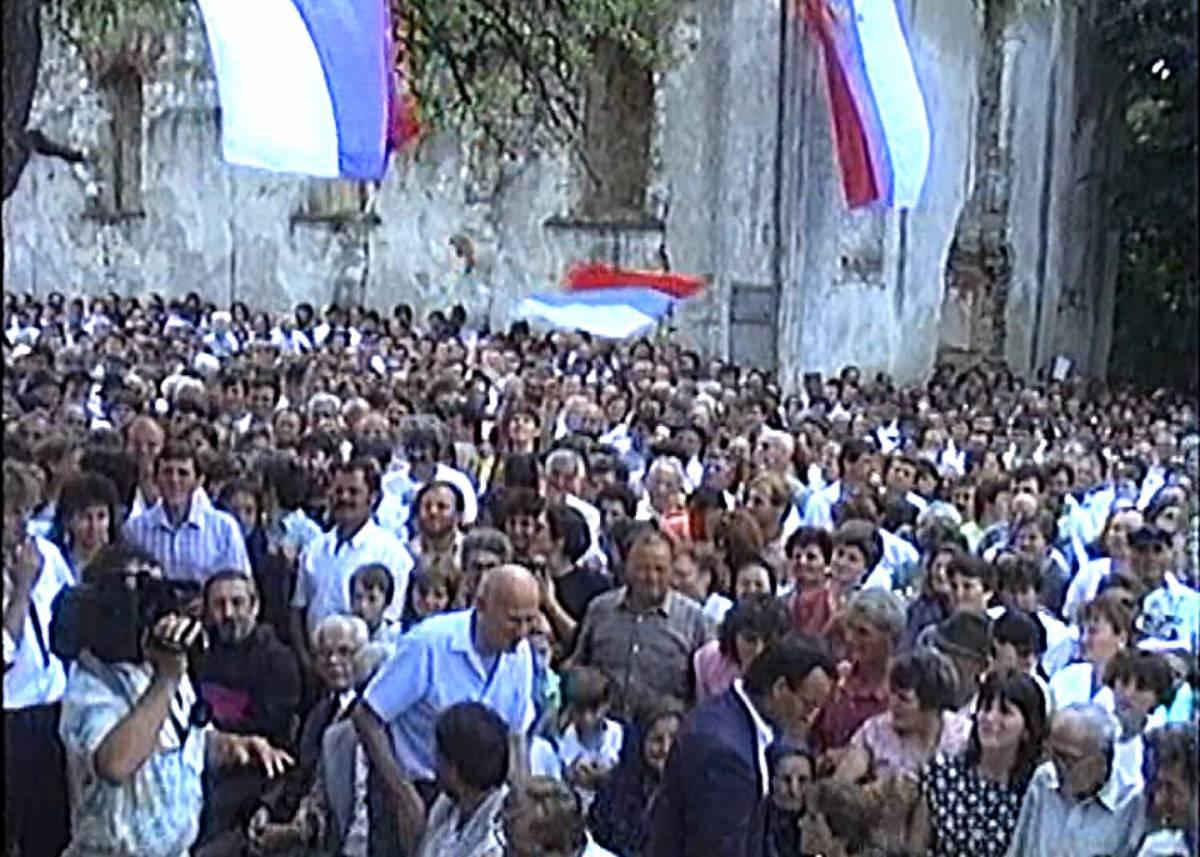 Dogodilo se na današnji dan: Održana je osnivačka skupština općinskog odbora SDS-a za Slavonsku Požegu