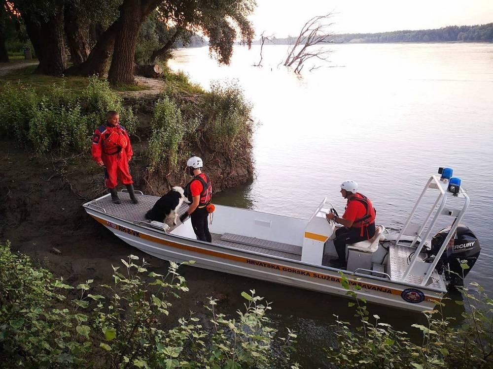 Ribiči u Slavoniji uočili beživotno tijelo muškarca