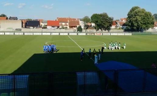 SLAVONIJA – HAJDUK 4:1 - Loših deset minuta Hajduk platio ispadanjem