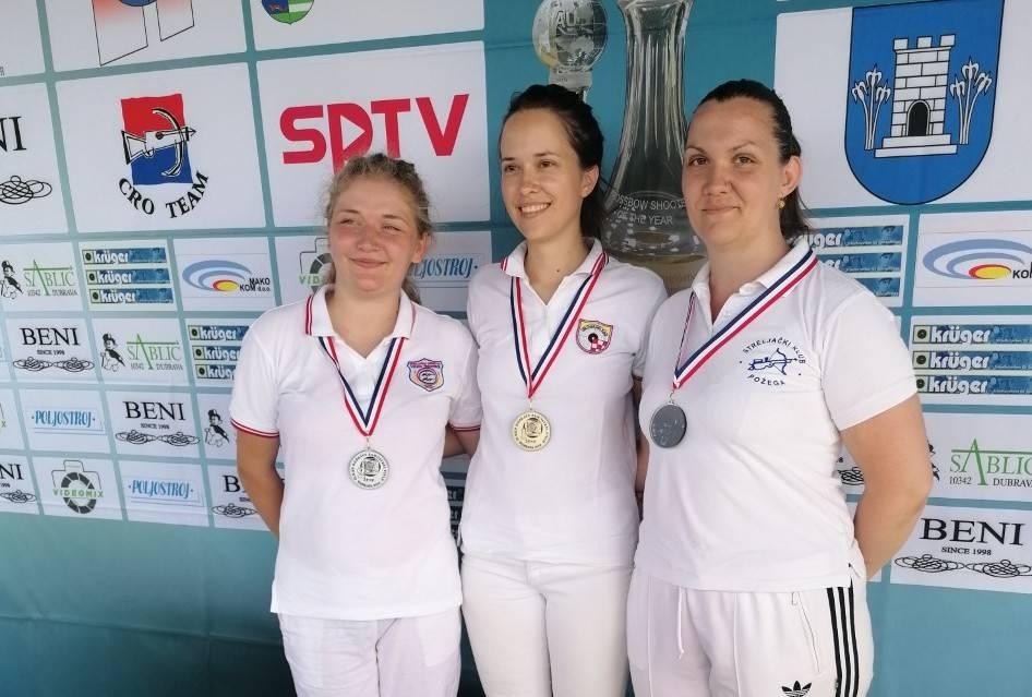 Maja Grdiša osvojila treće mjesto na 23. Kupu Dubrave