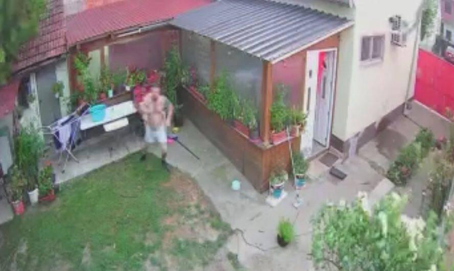 VIDEO: Umalo poginuo! Brođanin za dlaku izbjegao sigurnu smrt