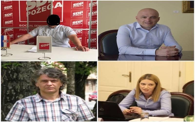 Mitar, Darko, Tamara i Peki- biseri požeške politike ili kako funkcioniraju mediji u Požeštini