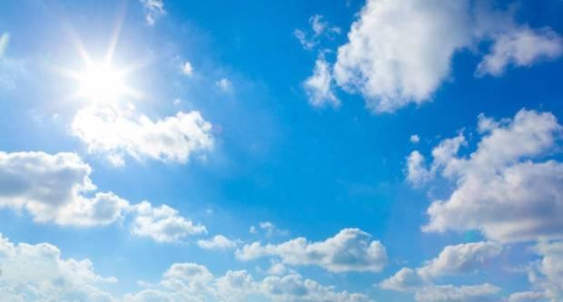 Današnja najviša dnevna temperatura zraka od 28 do 31 °C