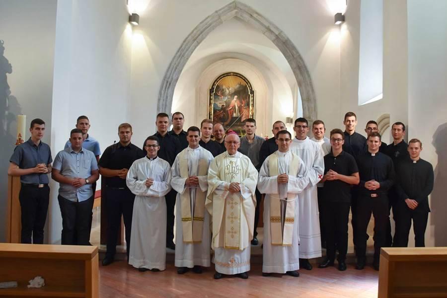 Ljetni susret bogoslova Požeške biskupije u Velikoj