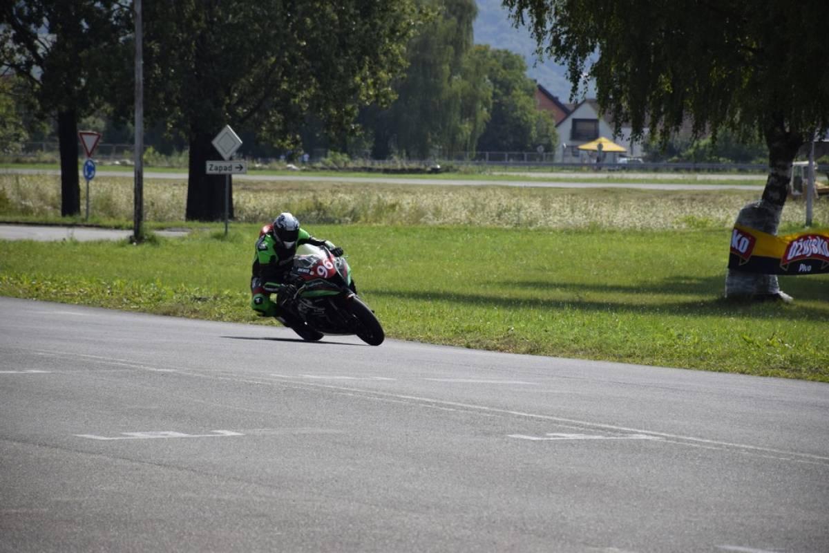 Međunarodno otvoreno prvenstvo Hrvatske u cestovnim moto utrkama održano na požeškoj Glavici