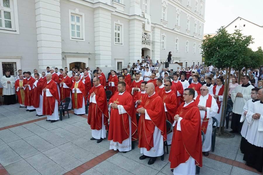 Proslava sv. Lovre, zaštitnika Požeške biskupije
