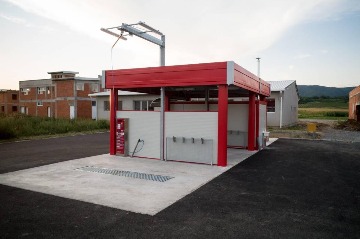 U Kutjevu je otvorena nova samoposlužna autopraonica ʺMiroʺ