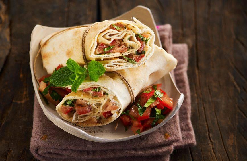 Brzi ručak za 10, 15 kuna: Recept za tortilje koje su savršene za ponijeti na kupanje