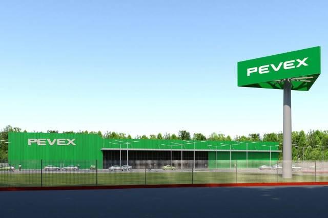 PEVEX gradi centar u Požegi i traži zemljište!