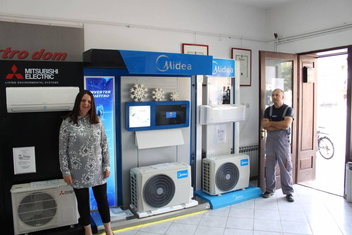 Elektro dom Požega: ʺDođite i iskoristite odlične pogodnosti i popuste pri kupnji ili servisiranju klima uređajaʺ