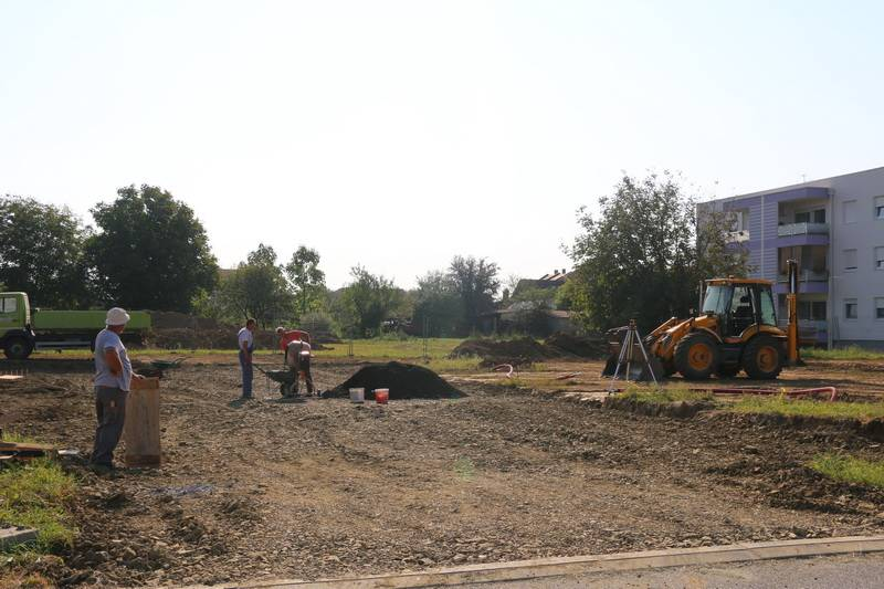 Započela izgradnja novih gradskih stanova za mlade obitelji