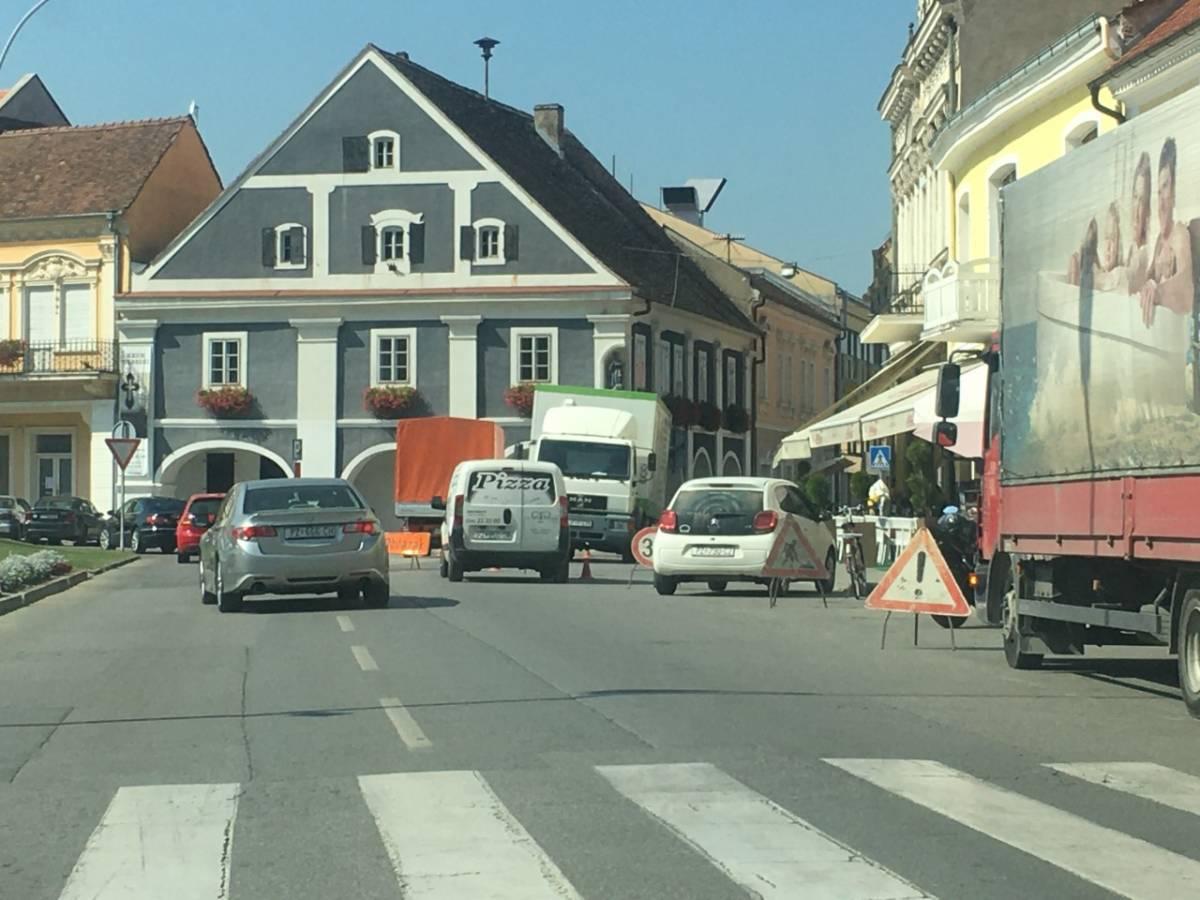 Prometni kolaps u gradu bi mogao biti i gori