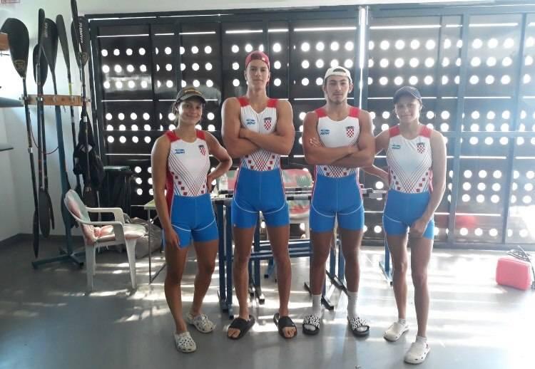 Naši mladi kajakaši u sastavu reprezentacije nastupaju na Turniru olimpijskih nada!
