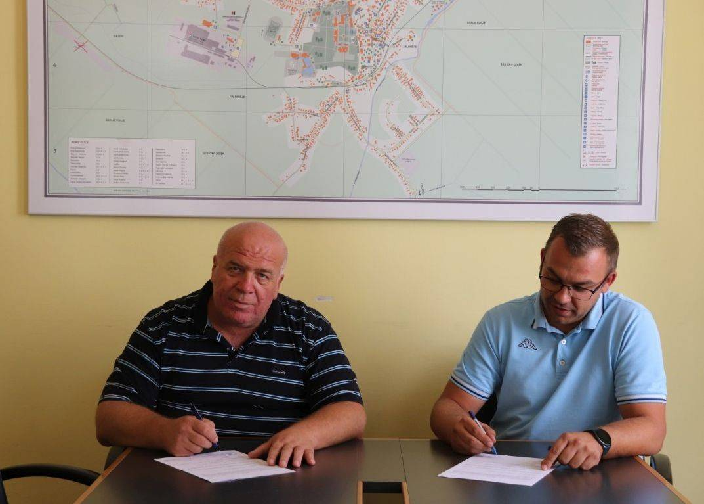 Započinje izgradnja Spomen parka Domovinskog rata u Lipiku