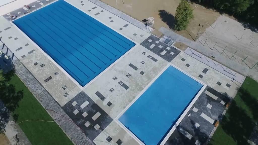 Opća radost u Novoj Gradiški: Presoflex gradnja izvođač radova na bazenima