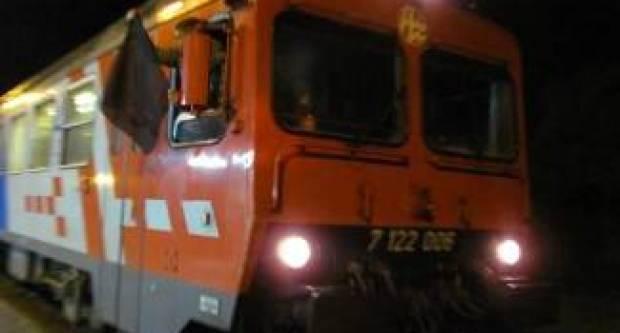 NEOBIČNA NEZGODA: Vlak naletio na motocikl