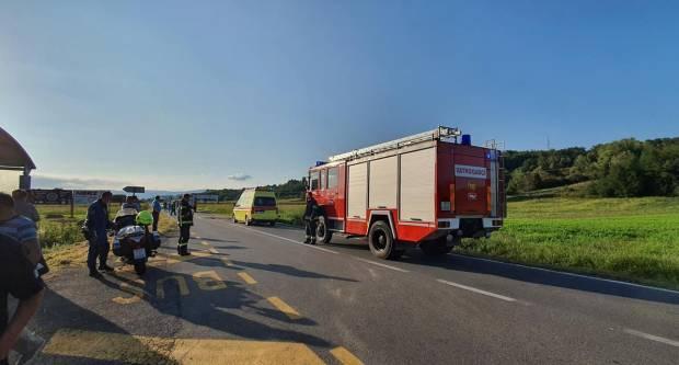 Prometne nesreće u Požegi i Viškovcima