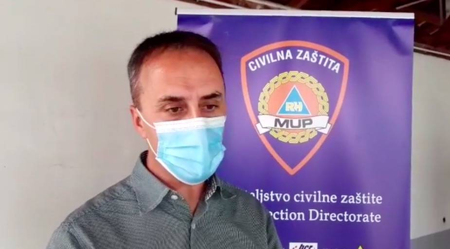 Stožer CZ PSŽ ima dva nova člana- dr. Andrića i dr. Goju. Razmišlja se o produljenju svih mjera nakon 7.10.